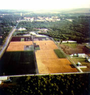 Aerial view of the Kingsville Plant