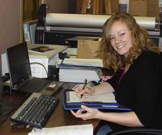 NRCS Earth Team Volunteer, Trisha Williams will be assisting the communications discipline through May 15.