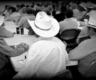 Over 150 livestock producers gathered for the Ranch Management Clinic offered in Jourdanton, Texas.
