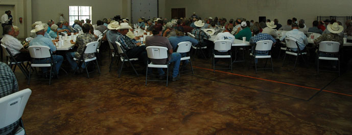 In its 33rd year, the Llano Beef and Range Field Day was attended by over 170 local producers, residents and those interested in learning about industry improvements.