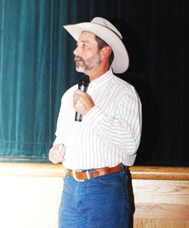 Kit Pharo, nationally known rancher and businessman, was invited to speak at three seminars across the state of Texas in September. The series, titled �Moving from Production to Profit in Ranching,� was attended by over 400 people statewide.