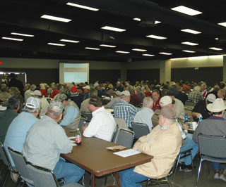 Bell County Conference Attendees