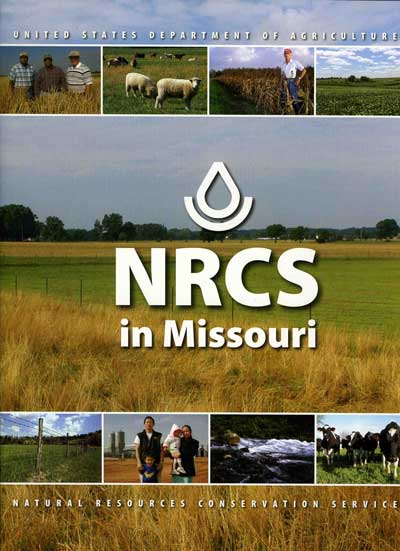 NRCS in Missouri Pocket Folder