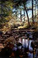 Photo of the Mascoma River