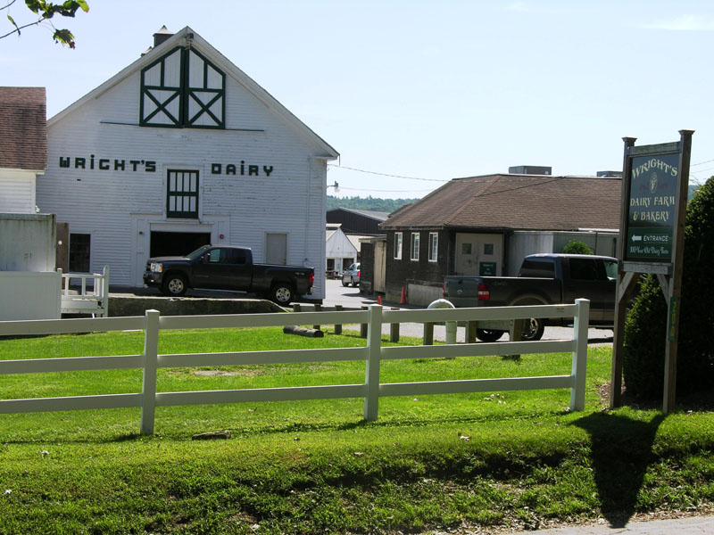 Wrights Dairy Farm