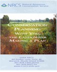 Photo of Conservation Planning Brochure