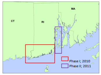 Phase I See Map Right Of The Update To The Rhode Island Soil Survey Includes New Subaqueous Soil Mapping And Data And A Re Map Of The Coastal Areas Dunes