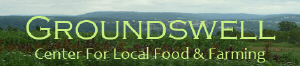 Web lnk image: Groundswell - Center for Local Food and Farming