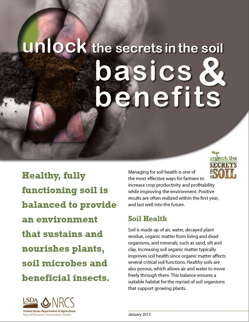 Web link image: Unlock Your Farm's Potential - Basics and Benefits
