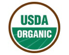 Web graphic: USDA Organic logo