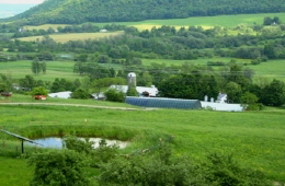 Web image: Photo of an upstate New York farm
