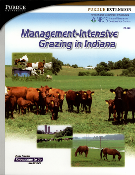 Management-Intensive Grazing in Indiana Guide
