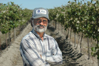 Erasmo Cerda, a Yakima Valley producer, is improving his vineyards and his natural resources through EQIP.