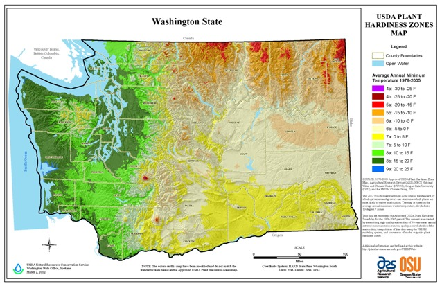 New Maps Available For Planners | NRCS Washington