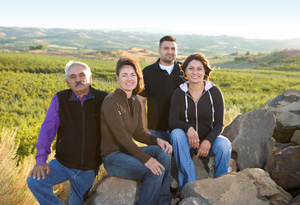 Rene and Carmen Garcia and family, began their careers as field workers more than 30 years ago, now own and operate G&G Orchards, Washington's only Hispanic-owned grower/packer operation.