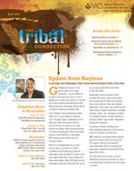 Image: tribal newsletter