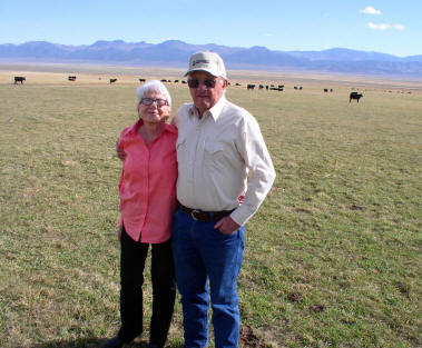 Don and Sheila Phillips, Ely, Nevada