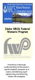 Federal Women's Program Brochure