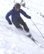 Photo of telemark skier