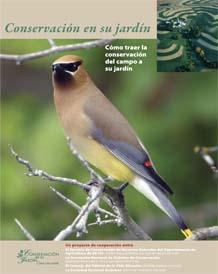 Backyard Conservation Spanish Cover