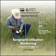 picture of Rangeland Utilization Monitoring DVD