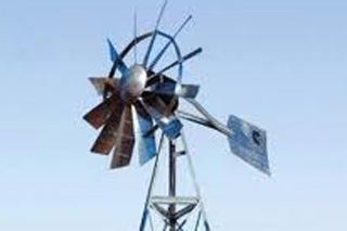 Energy conservation practices available to customers include the installation of windmills and associated equipment.