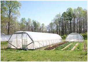 Seasonal High Tunnel System for Crops