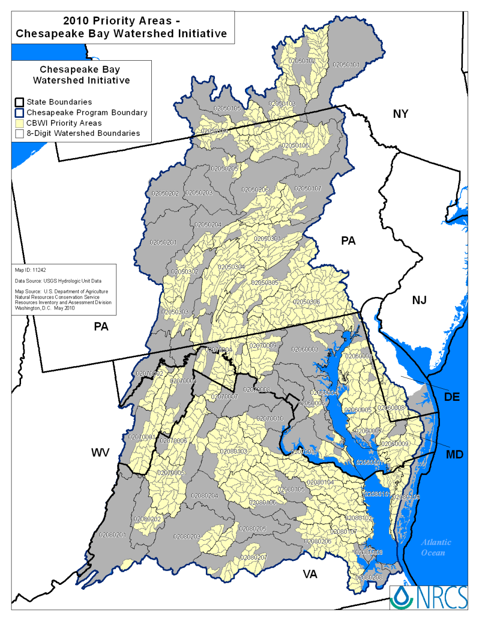 Maps of maryland waterways chesapeake bay nvjuhfo Gallery