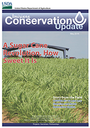 May 2016 Conservation Update Cover