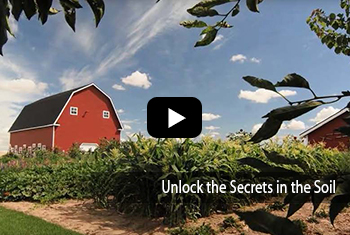 The Hope in Healthy Soil...Unlocking the Secrets in the Soil