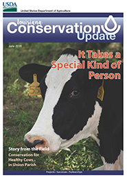 June 2016 Conservation Update Cover