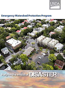 Emergency Watershed Protection Program - Help in the Midst of Disaster