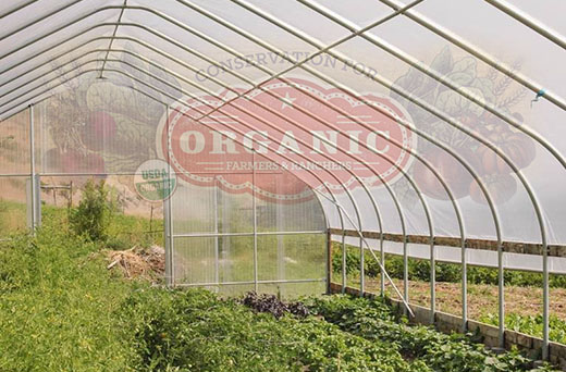 NRCS Supports Organic Agriculture