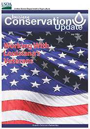 July 2016 Conservation Update Cover