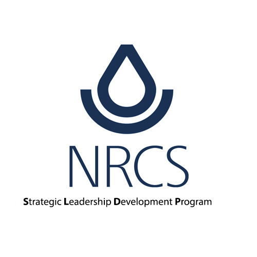 Photo of SLDP title with NRCS logo