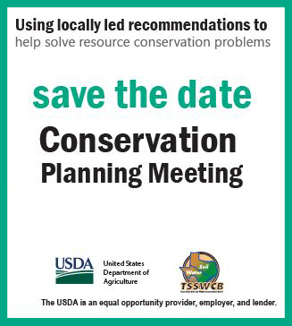 Conservation Planning Meeting