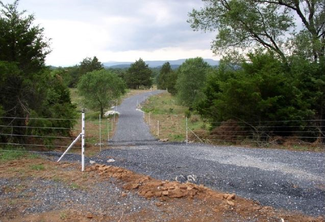 A trail/walkway is used to facilitate the movement of animals, people, or off-road vehicles.