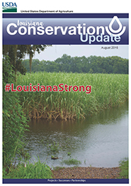 August 2016 Conservation Update Cover