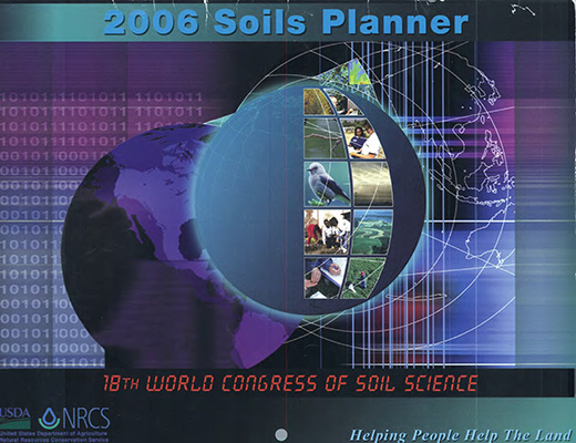 Cover of the 2006 Soils Planner.