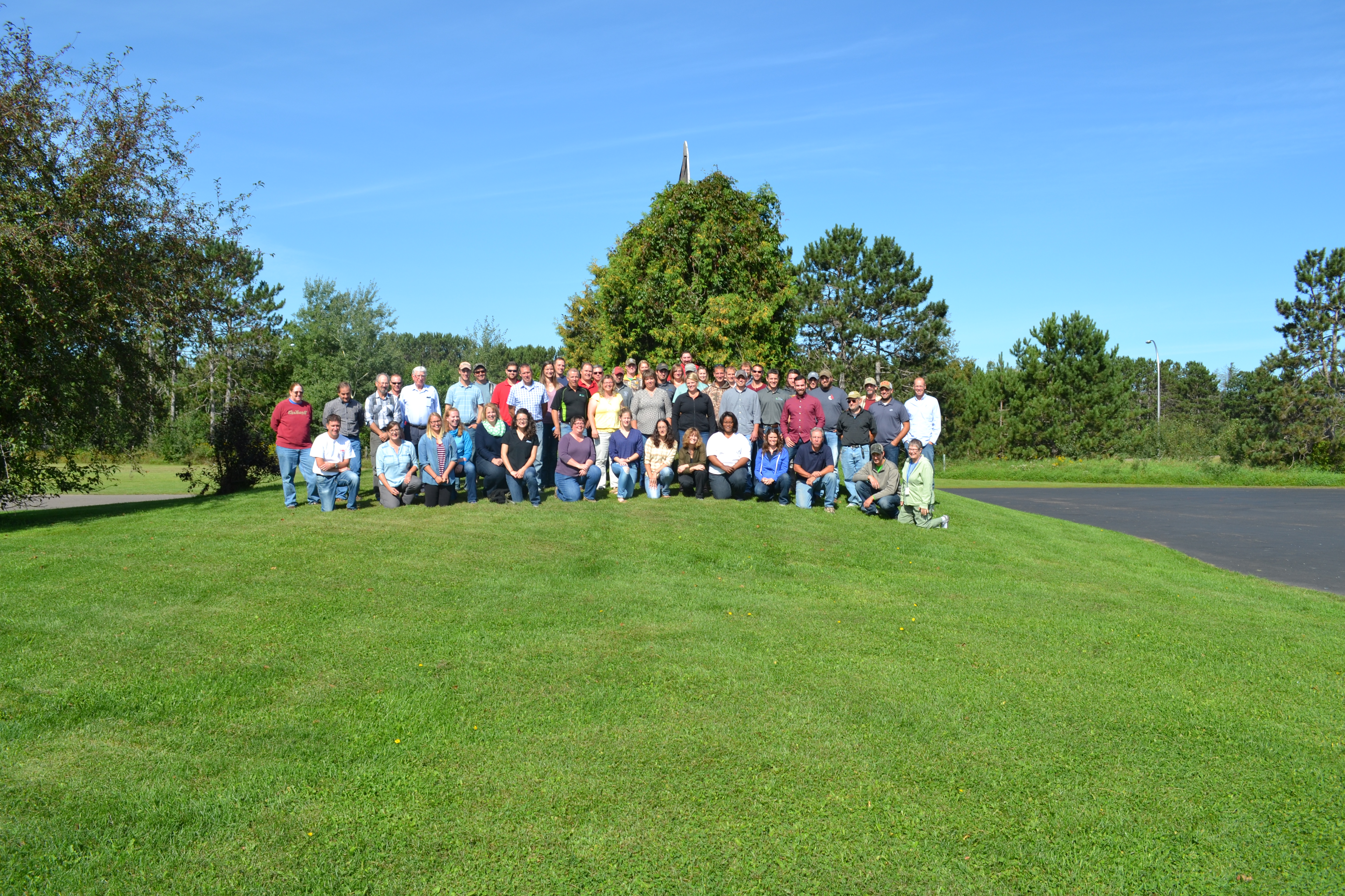 The 2016 MN NRCS Basic Conservation Planning Course was held on August 23rd through the 26th in Hinckley MN