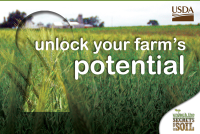 unlock your farm's potential brochure
