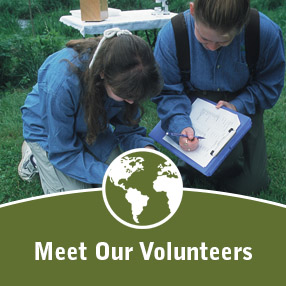 Click to Meet our Volunteers