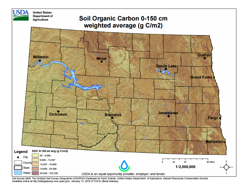 Statewide Interpretations and Soil Property Maps | NRCS ...
