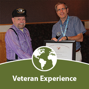 Click here for Veteran Experience