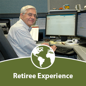 Click here for Retiree Expereince