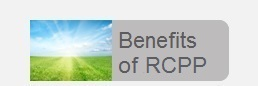 Benefits of RCPP