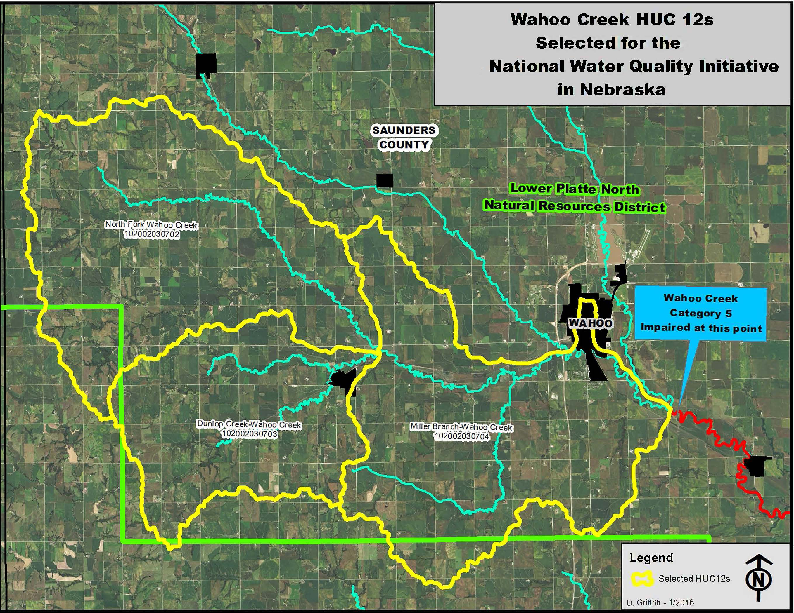 National Water Quality Initiative In Nebraska Nrcs Nebraska