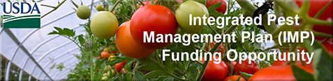 Integrated Pest Management Plan (IPM) Funding Opportunity