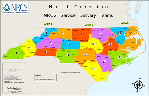 North Wilkesboro Nc Map.Local Service Centers Nrcs North Carolina