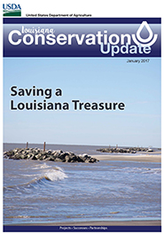 January 2017 Conservation Update Cover